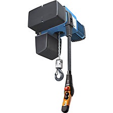 BLUE electric chain hoist