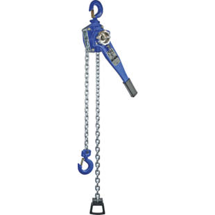 PLX-II ratchet chain hoist