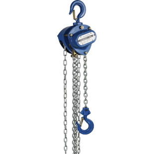 PULLMASTER-II spur gear block and tackle
