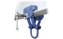 Rolling girder clamp
