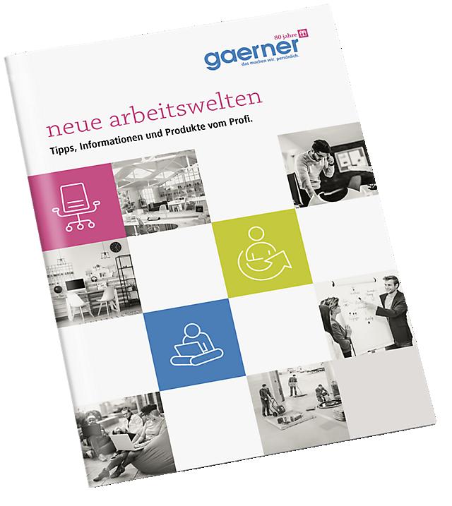 Die gaerner Themen Broschüre 2021