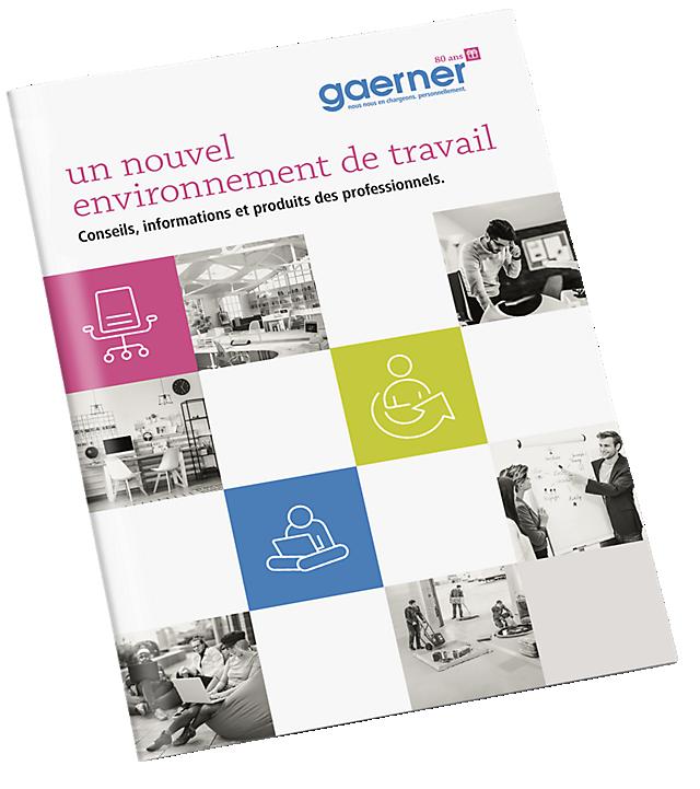 La brochure des thèmes gaerner 2021