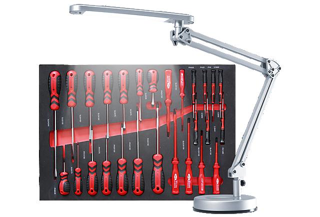 Lampa LED lub zestaw śrubokrętów nawet za 1 zł ler