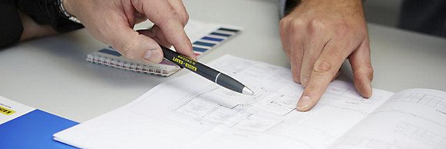 Projektservice und CAD-Planung wt$
