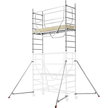 ADVANCED SAFE-T 7095 mobile access tower