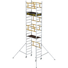 FLEXXTOWER one-person scaffolding