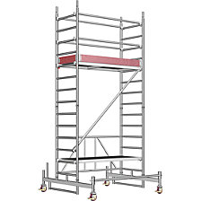 ZIFA aluminium mobile access tower