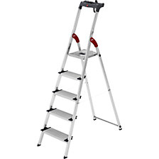 5 steps, platform height 1060 mm