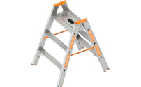 Heavy duty stepladder