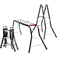 Multifunctionele ladders