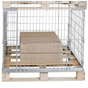 gitter aufsatzrahmen f r eur tauschpalette m2579 gaerner. Black Bedroom Furniture Sets. Home Design Ideas