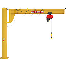 reach 3 m, main and precise lifting 6/1.5 m/min