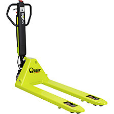 AGILE PLUS semi-electric pallet truck