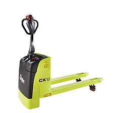 Electric lifting trolley