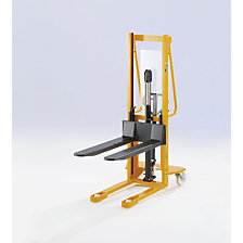 QuickLift high lift stacker