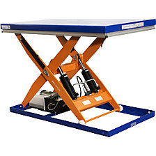 Compact lift table, static
