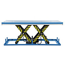 Tandem lifting table