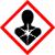Gefahrstoffklasse GHS08 – Gesundheitsgefahr