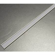 Label holders, self-adhesive