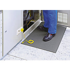 Tapis anti-fatigue, antistatique