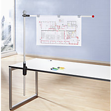 Support de table pour plans