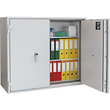 Armoire ignifuge pour documents papier à parois multiples