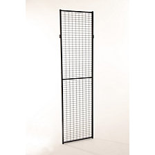 X-GUARD CLASSIC machine protective fencing, wall section