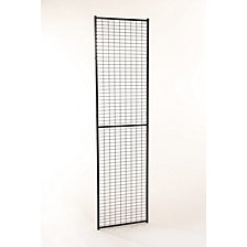 X-GUARD LITE machine protective fencing, wall section