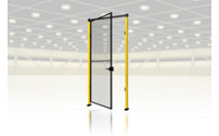 X-GUARD machine protective fencing, add-on door kit