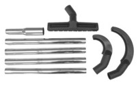 Long reach cleaning set