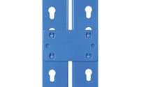 Tie plates for racking with 400 kg maximum load