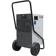 Mobile air dehumidifier
