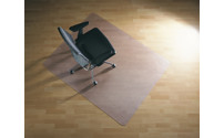 Floor protection mat made of polycarbonate