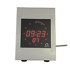 LED desktop clock
