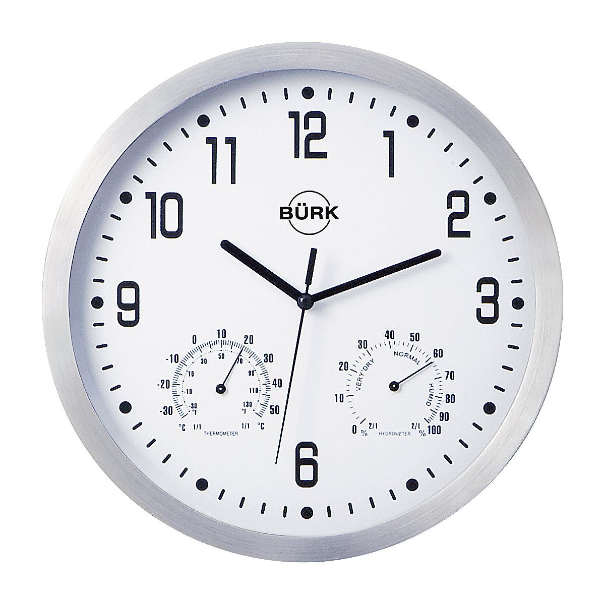 Wall Clock ø 250 Mm Quartz Clock Kaiser Kraft International