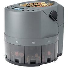 EURO coin counter/sorter