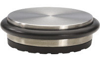 BIG DISK floor mounted door stopper