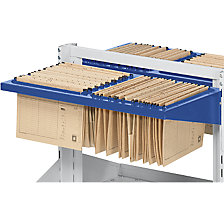 Suspension file drawer
