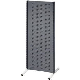 Industrial partition wall system