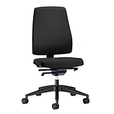 GOAL office swivel chair, back rest height 530 mm