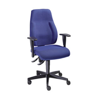 LADY SITNESS operator swivel chair