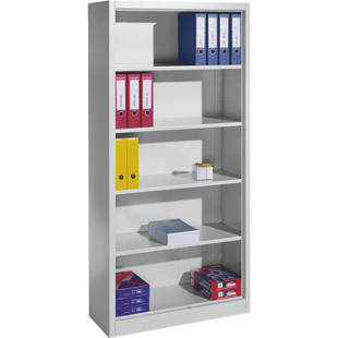 Office shelf unit, steel