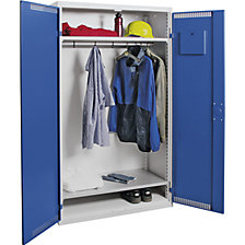 Cloakroom locker