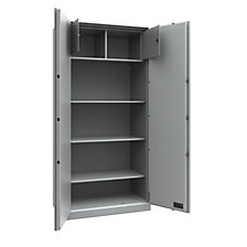 HxWxD 1950 x 950 x 500 mm, 2 interior safes