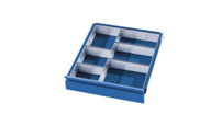 Drawer divider set