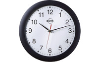 Wall clock made of ABS plastic, Ø 300 mm