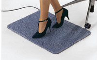 Floor mat, heated