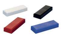 Rectangular magnets, pack of 60