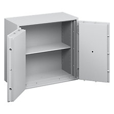 Document safe, multiple panel