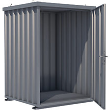 Gasflessencontainer